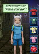 Finn in Mystery Dungeon