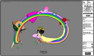 Modelsheet ladyrainicorn witheveryone phased Smallver
