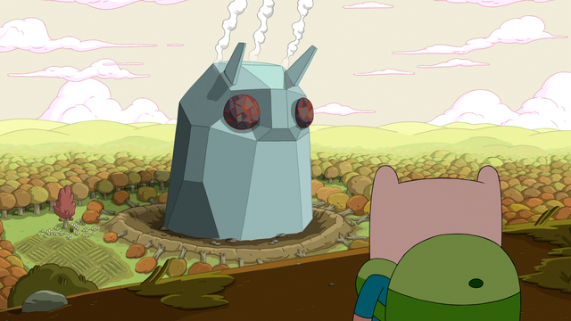 File:S6e27 Finn looking at crashed spaceship.png