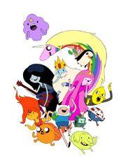 Adventure time fan fiction num 1 choice