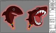 Modelsheet sharksword
