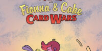 Adventure Time with Fionna and Cake: Card Wars Issue 3