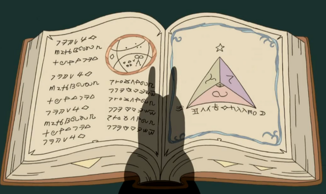 File:S4e26 Snail silhouetted against Enchiridion.png