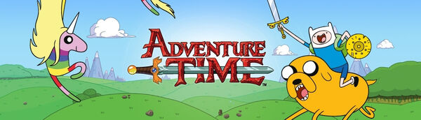Adventure Time Header