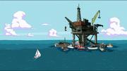 DDCW Oil Rig