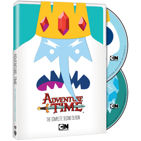 File:AdventureTime S2 DVD.jpg