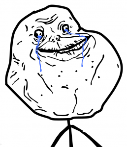 Forever Alone-258x300