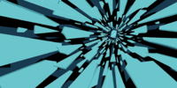 Broke-up Dimension