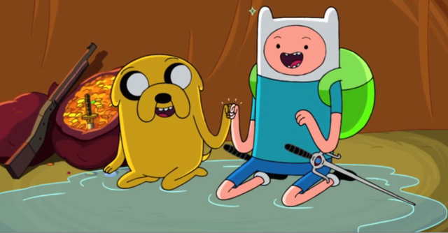 File:Clean Finn and Jake.png