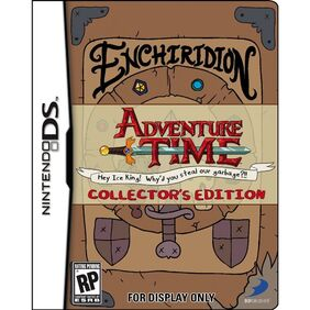 Adventure time collectors edition boxart ds