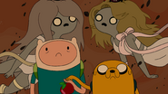 S3e25 Jake Finn and The fruit witches
