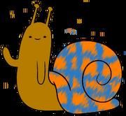 Cool Snail