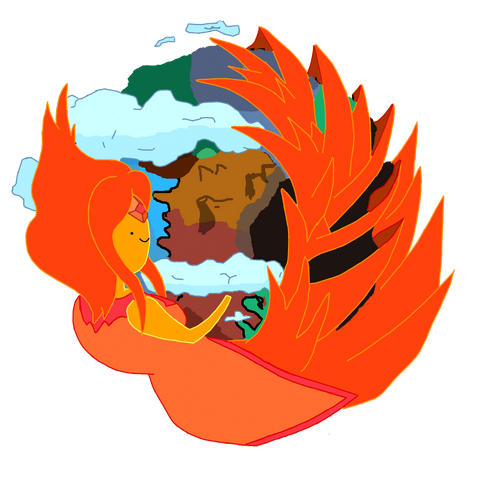 File:Flame princess firefox icon .png