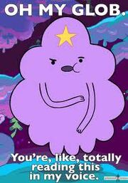 LSP OH MY GLOB