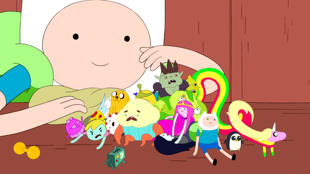 File:S5e5 Finn dumps out the Little People.png