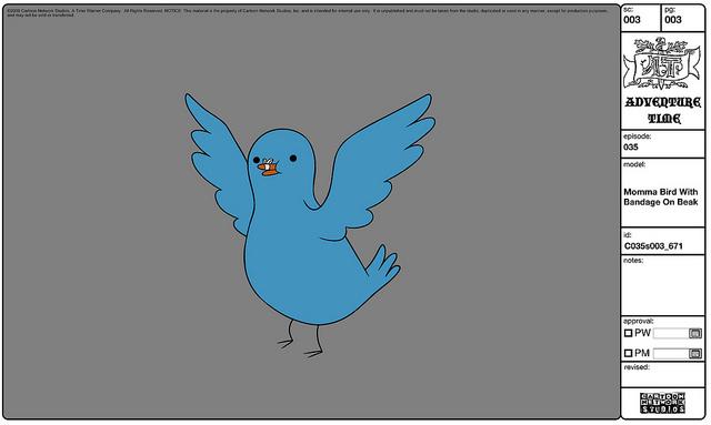 File:Momma Bird with Bandage on Beak.jpg
