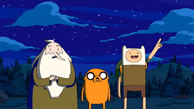 File:S7e21 ice king, finn, jake near lava.png