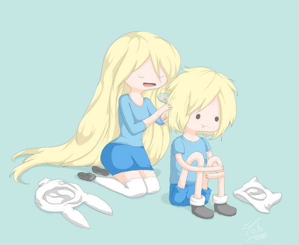 File:Finn and fionna by luwo-d4o80ii.png