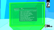 S4E24 SS Ice King search history 1