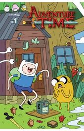KABOOM ADVENTURETIME 001v1