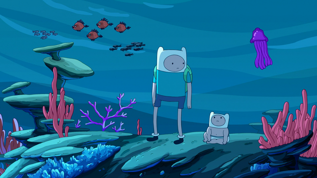 File:S6e27 Finn looking at his younger self.png