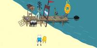 Gauntlet dock