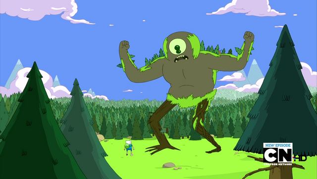 File:S3e23 Forest Cyclops confronting Finn.png