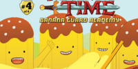 Adventure Time: Banana Guard Academy Issue 4