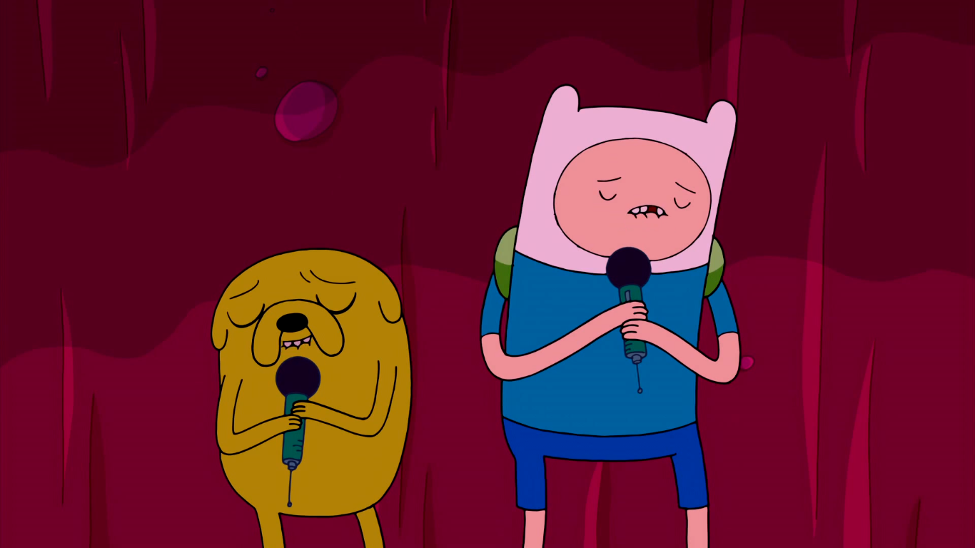 The Stuff Song Adventure Time Wiki Fandom Powered By Wikia