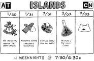 Islands promo