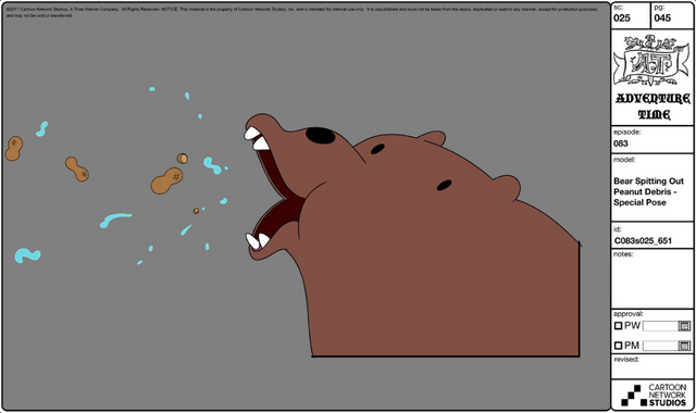 File:Modelsheet - Bearspittingoutpeanutdebris.png