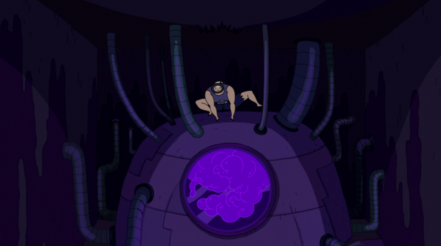 File:S6e29 Susan Strong on top of machine.png