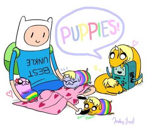 PUPPIES:D