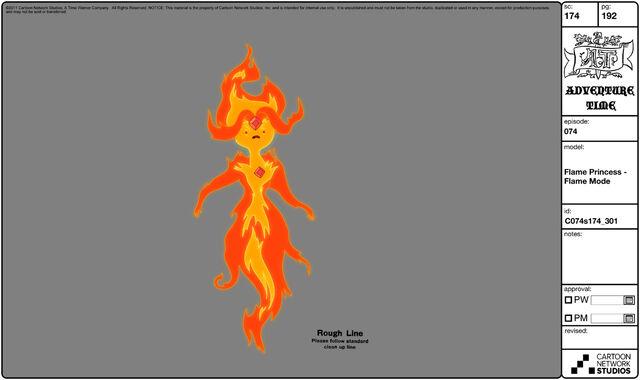File:Modelsheet flameprincess - flamemode.jpg