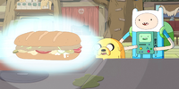 Jake's most delicious sandwich