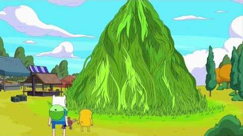Adventure Time- Blade of Grass (long preview)-HD