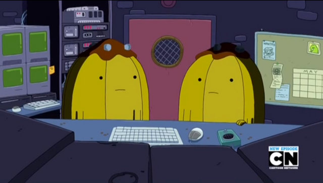 File:S5e44 Banana Guards in control room.png