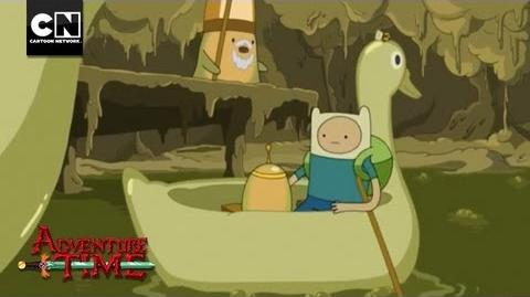 Crooning Challenge Adventure Time Cartoon Network