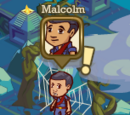 Save Malcolm!