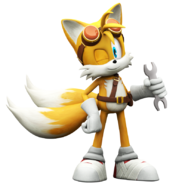 Tails boom