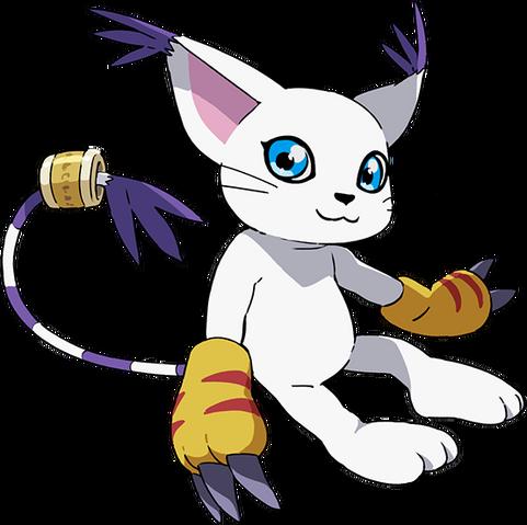 File:Gatomon (Digimon Adventure Tri).png