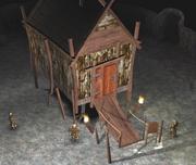 City of Dwarves, Hall external