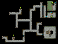 Moonville, Sewers pins