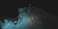 Betancuria Castle, Caverns