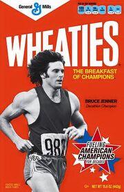 Bruce Jenner Wheaties