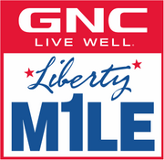 Liberty Mile Logo