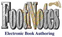 Footnotes ebook masthead