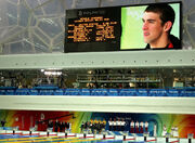 Michael Phelps scoreboard-1335