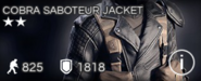 Cobra Saboteur Jacket