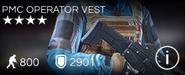 PMC Operator Vest